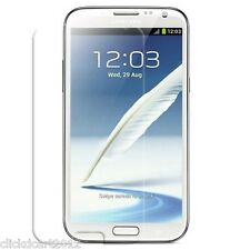 Matte Anti Fingerprint Screen Protector For Samsung Galaxy Note II N7100
