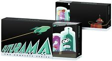 Futurama: The Complete Series (DVD, 2013, 27-Disc Set) *Brand New Sealed*