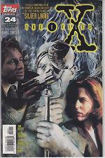 The X Files:24-1996-Topps Comic