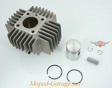 Puch Maxi Motorino Cilindro Motore 25 Km/h Athena completare con Pistone lottare