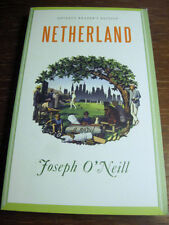 1st/1st Printing NETHERLAND Joseph O'Neill ADVANCE Proof ARC Pen/Faulkner Award