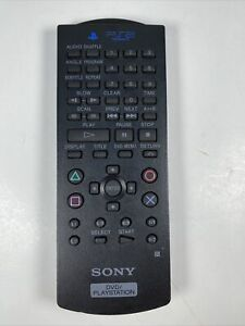 Sony PS2 DVD / PLAYSTATION REMOTE CONTROLLER Model SCPH-10150 N1158