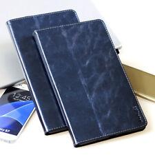 "Premium Vera Pelle Cover Huawei MediaPad m3 8,4"" Tablet Custodia Protettiva Case Borsa"