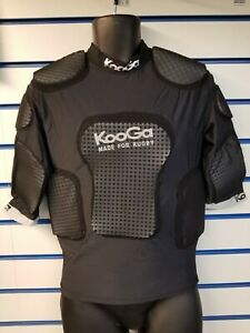 KOOGA RUGBY PROEXTRA ULTIMATE BODY PROTECTION SIZE: S,M,L