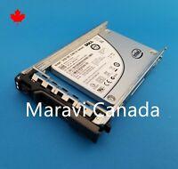 """Dell Intel DC S3610 2.5"""" 400GB SATA SSD 6G SSDSC2BX400G4R 8CDHV 65WJJ R620 R630"""