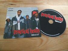CD Hiphop Pratical Headz - Who Iz It (16 Song) Promo TIMELESS MUSIC cb