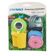 9mm 3D DIY Manual Label Maker for Dymo 1880 Embossing Plastic pvc Label Manual