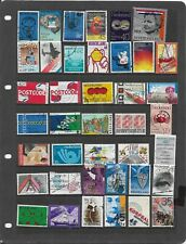 Netherland Used Stamps All Different Collection