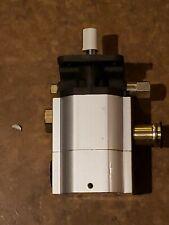 New listing 16 Gpm Hydraulic Log Splitter Pump, 2 Stage Hi Lo Gear Pump, Logsplitter, New
