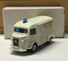 Out of print Tomica Citroen H track police car blue box foreign car series Rare!