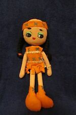 Vintage Unique Holiday Fair Native American Doll by Anram & Sons