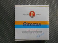 Simona Simon médico vieja cigarrillos muñeco (b75)