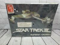 Vintage AMT Model Star Trek III Klingon Cruiser New in Factory Sealed Box