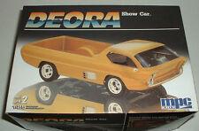 RC2 Mpc DEORA Show Car w 396 V8 & Custom Camper Plastic Model Kit NewInBox 2005