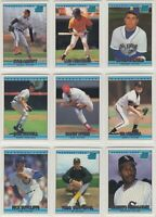 1992 Donruss Baseball Team Sets **Pick Your Team**