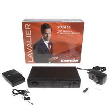 Samson Stage 55 Wireless Lavalier Microphone System - SKU#1040320