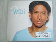 Wibi Soerjadi - Wibi - Amor & Psyche - Digipak CD
