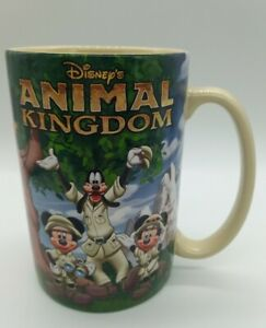 Disney Parks Animal Kingdom Safari Mug Souvenir Collectable