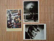 3 cartes postales cinéma film Jean Gabin La Grande Illusion