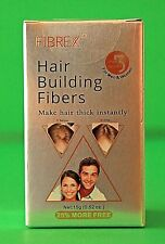 fibrex hair building fibers color gray 0.52oz