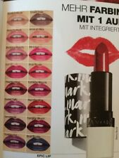 17 Mini Lippenstifte Proben NEU Mark Epic Lip Avon Beauty