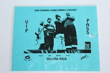 Goodie Mob - Backstage Pass / Laminated Vip- Free Shipping -