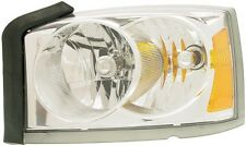 Headlight Assembly Left Dorman 1591055 fits 2005 Dodge Dakota