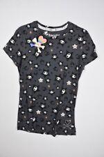 Tokidoki Women's Gray Short Sleeve Tee T- Shirt Sz XL New NWT MADE IN USA