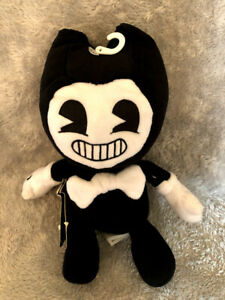 """Bendy and The Ink Machine Bendy Tag 9"""" Soft Toy"""