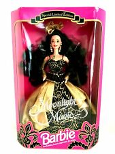 Moonlight Magic Barbie 10608 Special Limited Edition 1993 Brunette Doll