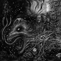 GRAFVITNIR - OBEISANCE TO A WITCH MOON   CD NEU