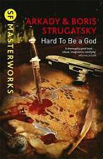 Hard to be a God by Boris Strugatsky, Arkady Strugatsky (Paperback)  New Book