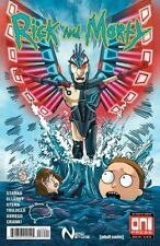 "Rick and Morty #36 ""Rise of BirdPerson"" X-men 101 cover swipe VARIANT"