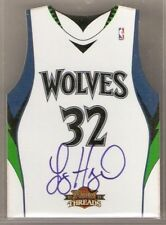 New listing 2010-11 THREADS LAZAR HAYWARD ROOKIE AUTOGRAPH SERIAL #35/99 WOLVES - FREE SHIP