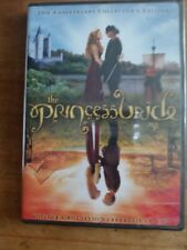 New listing The Princess Bride (Dvd, 2007, Canadian 20th Anniversary Edition)