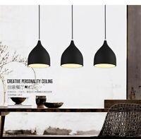 Pendant Light LED Ceiling Lights Lamp Shade industrial Cafe Lighting kitchen Bar
