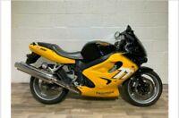 2001 Triumph TT600 Rear Wheel Nut Breaking Spares Speed Four