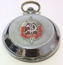 RARE GENUINE - MOLNIJA MOLNIA RUSSIAN USSR MECHANICAL AWARD POCKET WATCH