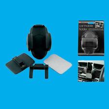Car Phone Cradle Mount Holder, PDA iPhone MP3 iPod Blackberry Universal Fitting