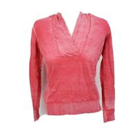 Tommy Bahama Pink Jacket Hoodie Pullover Women's XS