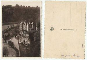 01092 - Dinant - Le Chateau de Walzin - Ansichtskarte, datiert 12.8.1940