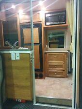 Sliding Door Screen Door Sprinter Promaster Transit camper class b van RV