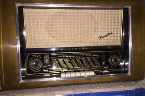 Röhrenradio Blaupunkt Barcelona, spielt sehr gut!