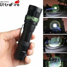 Ultrafire 30000LM Zoomable CREE XM-L T6 LED Flashlight Torch Super Bright Light