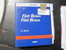 Fiat Bravo Brava 4 Werkstatthandbuch Reparaturhandbuch Werkstatthandbuch #1692