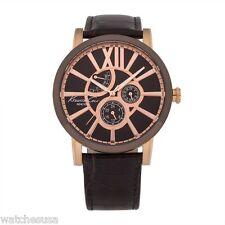 Kenneth Cole New York Men's Classic Brown Analog Display Quartz Watch KC198