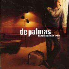 Gérald De Palmas - Marcher Dans le Sable (CD, 2004, PolyGram)