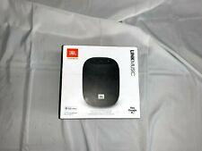 JBL Link Music Smart Speaker - Black