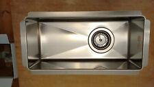 NEU! Blanco Clarox 180 – U, Spülbecken für den Unterbau, Edelstahl Neupreis 179€