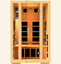 Cabine de sauna clássica